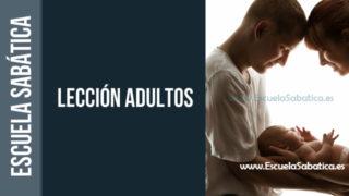 Lección 5 | Palabras sabias para las familias | Escuela Sabática