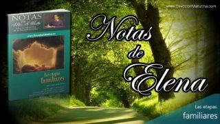 Notas de Elena | Lunes 15 de abril 2019 | Preparación para el matrimonio | Escuela Sabática