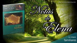 Notas de Elena | Martes 30 de abril 2019 | Corregir con amor | Escuela Sabática