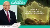 Comentario | Lección 7 | Claves para la unidad familiar | Escuela Sabática Pr. Alejandro Bullón