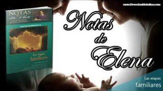 Notas de Elena | Lección 8 | Tiempo de ser Padres | Escuela Sabática Semanal