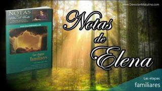 Notas de Elena   Martes 25 de junio 2019   Reconciliación en el altar   Escuela Sabática