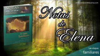 Notas de Elena   Sábado 8 de junio 2019   Familias de fe   Escuela Sabática