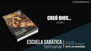 Lección 1 | Creó Dios | Escuela Sabática Semanal | Tercer trimestre 2019