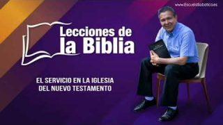 26 de agosto 2019 | El Ministerio y el Testimonio de Dorcas | Escuela Sabática Pr. Daniel Herrera