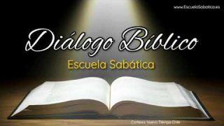 Diálogo Bíblico   Viernes 23 de agosto del 2019   Uno de estos mis hermanos más pequeños   Escuela Sabática