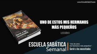 Lección 8   Uno de estos mis hermanos más pequeños   Escuela Sabática Semanal