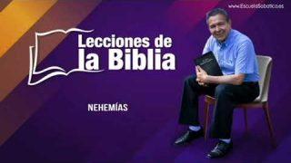 11 de octubre del 2019 | Nehemías | Escuela Sabática Pr. Daniel Herrera