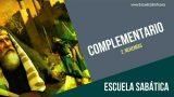 Complementario | Lección 2 | Nehemías | Escuela Sabática Semanal