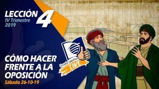 Lección 4 | Cómo hacer frente a la oposición | Escuela Sabática LIKE