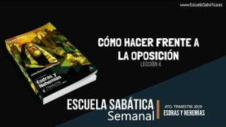 Lección 4 | Cómo hacer frente a la oposición | Escuela Sabática Semanal