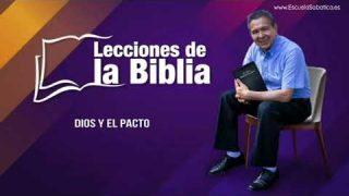Domingo 17 de noviembre del 2019 | La idea del Pacto | Escuela Sabática Pr. Daniel Herrera