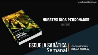 Lección 7 | Nuestro Dios Perdonador | Escuela Sabática Semanal