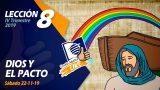 Lección 8 | Dios y el Pacto | Escuela Sabática LIKE