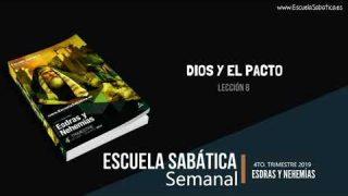 Lección 8 | Dios y el Pacto | Escuela Sabática Semanal