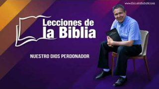 Viernes 15 de noviembre del 2019 | Nuestro Dios Perdonador | Escuela Sabática Pr. Daniel Herrera