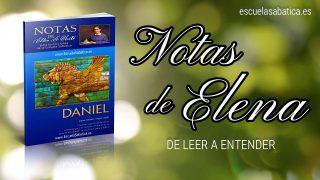 Notas de Elena | Domingo 29 de diciembre del 2019 | Cristo: el centro de Daniel | Escuela Sabática