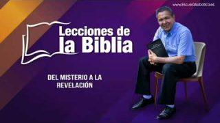 Jueves 16 de enero del 2020 | La piedra | Escuela Sabática Pr. Daniel Herrera
