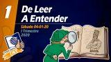 Lección 1 | De Leer a Entender | Escuela Sabática LIKE