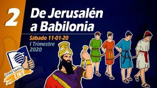 Lección 2 | De Jerusalén a Babilonia | Escuela Sabática LIKE