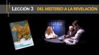 Lección 3 | Del misterio a la revelación | Escuela Sabática Viva
