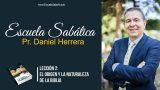 Lección 2 | El origen y la naturaleza de la Biblia | Escuela Sabática Pr. Daniel Herrera