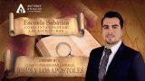 Lección 3 | Cómo consideraban la Biblia Jesús y los apóstoles Pr. Anthony Araujo