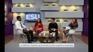Lección 4 | La Biblia: fuente autoritativa de nuestra teología | Escuela Sabática Universitaria