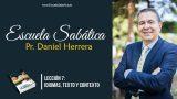 Lección 7 | Idiomas, texto y contexto | Escuela Sabática Pr. Daniel Herrera