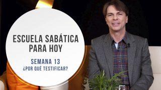 Lección 1 | ¿Por qué testificar? | Escuela Sabática  Pr. Ranieri Sales
