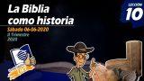 Lección 10 | La Biblia como historia | Escuela Sabática LIKE