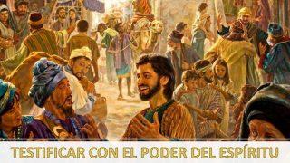 Lección 5 | Testificar con el poder del Espíritu | Escuela Sabática PowerPoint
