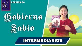 Escuela Sabática –  Intermediarios – Sábado 18 de Julio