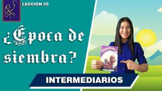Escuela Sabática Intermediarios – Sábado 1 de agosto