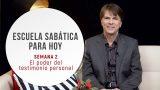 Lección 2 | El poder del testimonio personal | Escuela Sabática Pr. Ranieri Sales