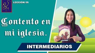 Escuela Sabática Intermediarios – Sábado 29 de agosto