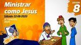 Lección 8 | Ministrar como Jesús | Escuela Sabática LIKE