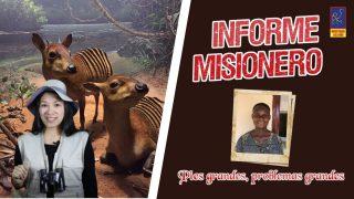 Carta Misionera de Niños – Sábado 12 de septiembre