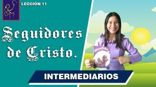 Escuela Sabática Intermediarios – Sábado 12 de septiembre