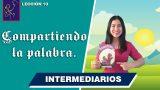 Escuela Sabática Intermediarios – Sábado 5 de septiembre