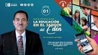 Jueves 1 de octubre | Escuela Sabática Pr. Humberto Lara Pérez