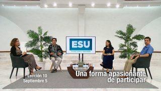 Lección 10 | Una forma apasionante de participar | Escuela Sabática Universitaria