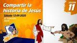 Lección 11 | Compartir la historia de Jesús | Escuela Sabática LIKE