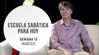 Martes 15 de septiembre | Escuela Sabática Pr. Ranieri Sales