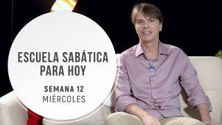 Miércoles 16 de septiembre | Escuela Sabática Pr. Ranieri Sales