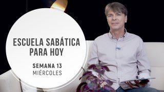 Miércoles 23 de septiembre | Escuela Sabática Pr. Ranieri Sales