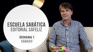 Sábado 26 de septiembre | Escuela Sabática Pr. Ranieri Sales