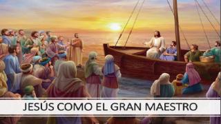 Lección 5 | Jesús como el gran Maestro | Escuela Sabática PowerPoint