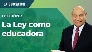 Comentario | Lección 3 | La Ley como educadora | Escuela Sabática Pr. Alejandro Bullón