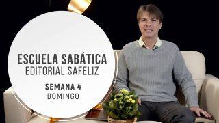 Domingo 18 de octubre | Escuela Sabática Pr. Ranieri Sales